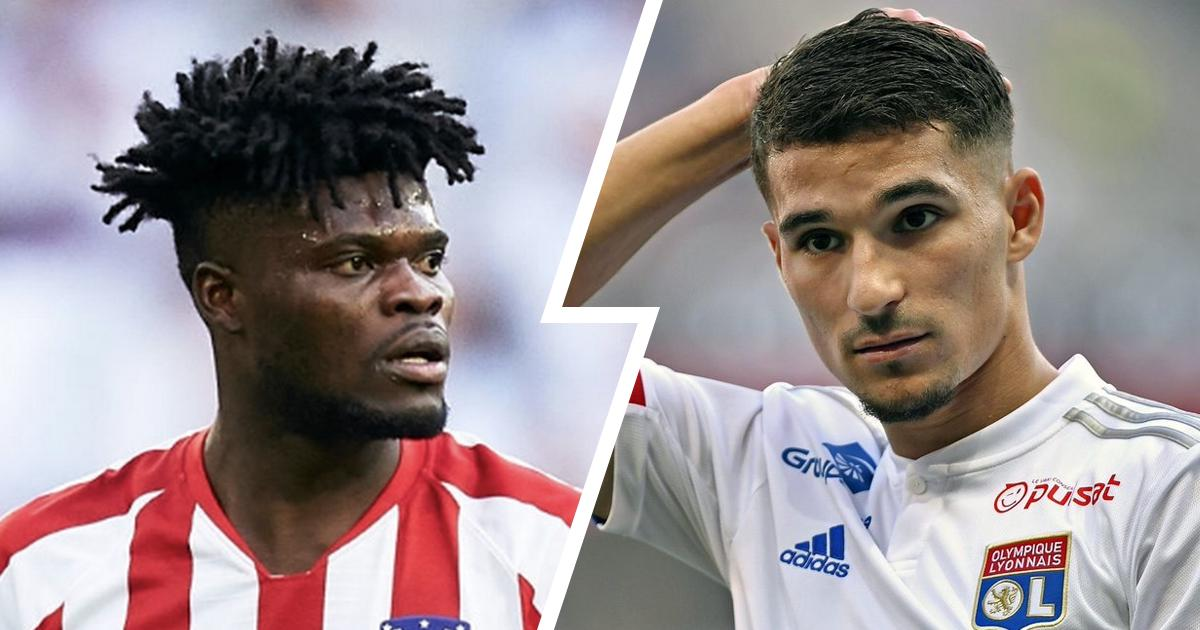 Mikel Arteta's resurgent Arsenal side is set for a massive clear-out as the end of the transfer window beckons, with the Gunners targeting Houssem Aouar and Thomas Partey as the possible solution to their midfield woes.