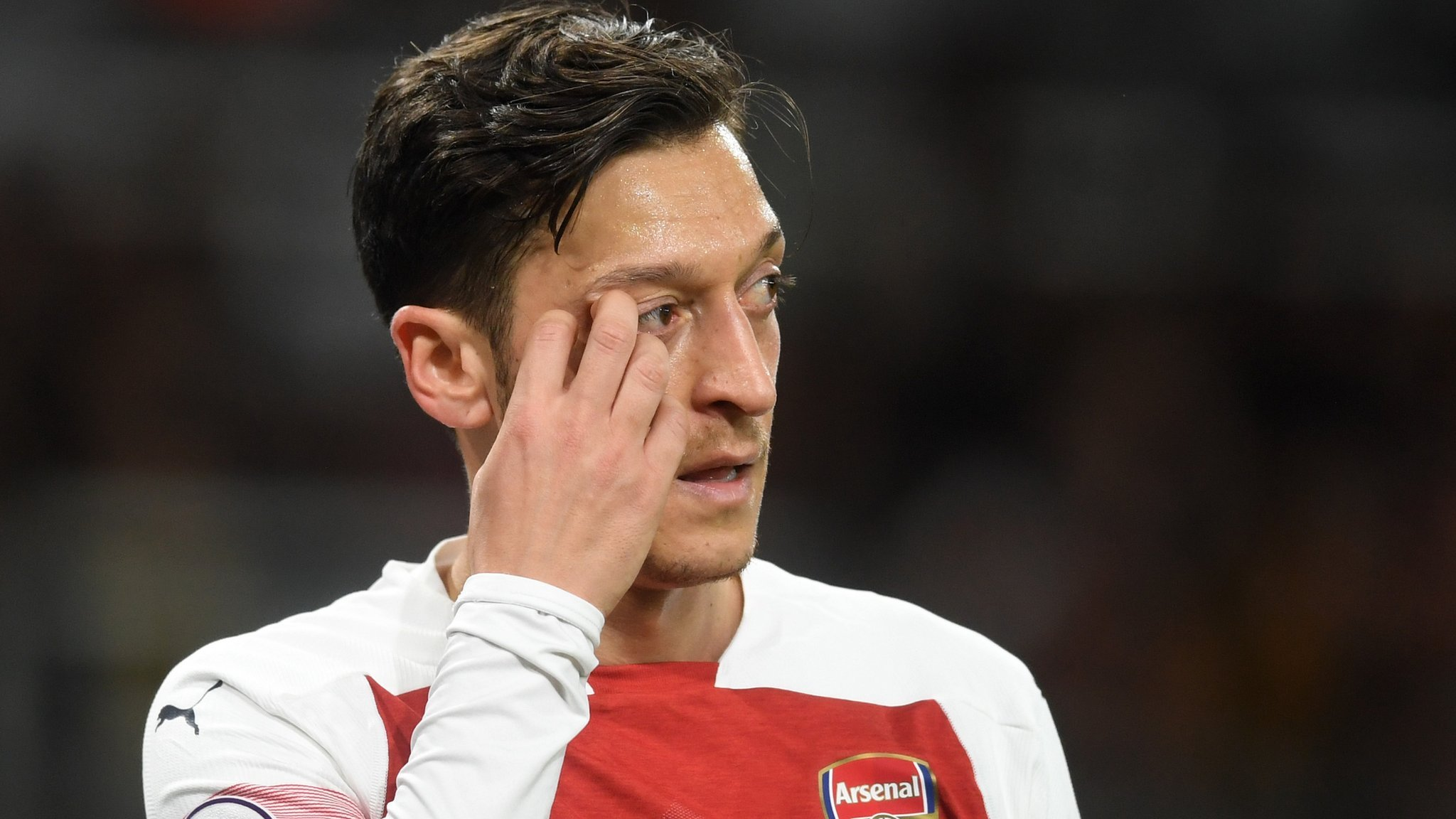 """Mikel Arteta has given the clearest indication yet that Mesut Ozil will not see much action in the upcoming season, saying it is difficult to see where the German midfielder will fit in his """"evolving"""" squad."""