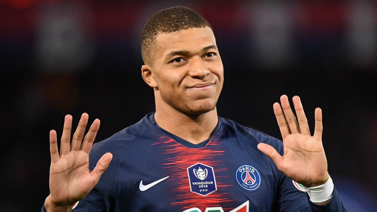 Juventus are reportedly preparing a record shattering £360 million bid for French forward Kylian Mbappe