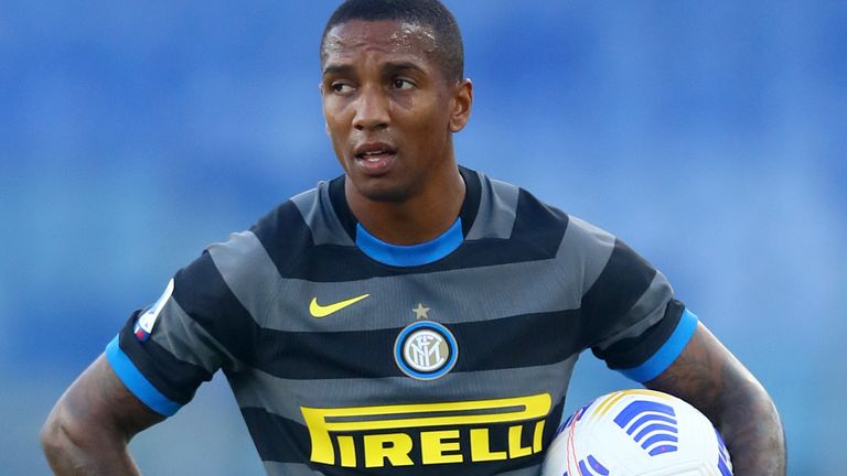 Ashley Young becomes sixth Inter Milan play to test positive for Covid-19