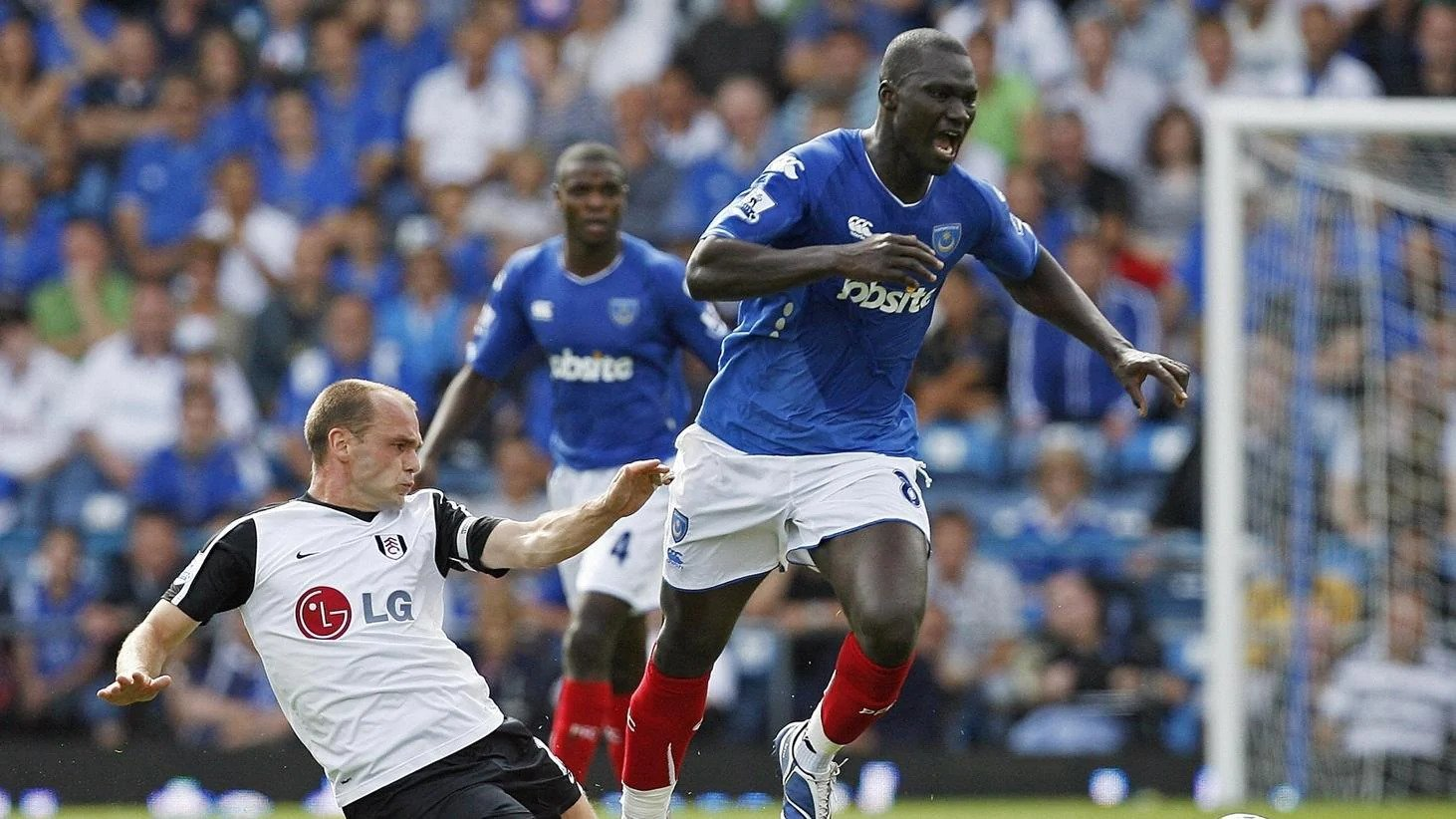 Former Fulham, Portsmouth, West Ham and Senegal international midfielder Papa Bouba Diop