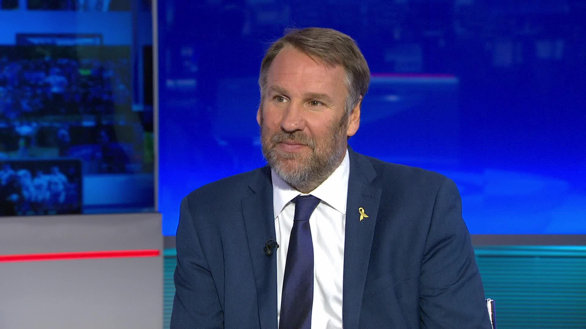 Paul Merson on Sky Sports